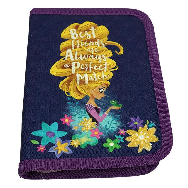 Egyszintes tolltartók - Aranyhaj Disney kihajhatós tolltartó - FF ... c86a339549