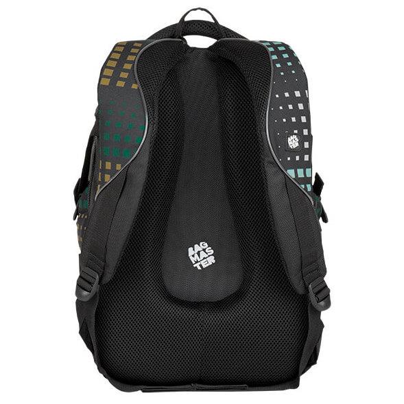 Hátizsákok felsősöknek - Bagmaster diák hátizsák laptoptartóval ... 3c39e67846