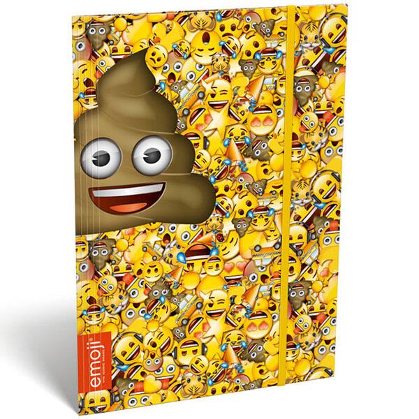 Gumis mappa - A4 - Emoji Poop gumis mappa - A4 - LIZ17514701-R1 ... 9c4b33f581