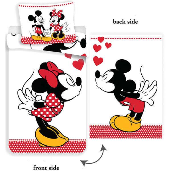 Mickey - Minnie - Minnie és Mickey Egeres ágyneműhuzat - JVL ... 79c283d5a4